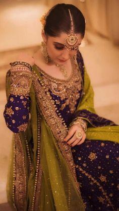 Beautiful Pakistani Dresses, Pakistani Formal Dresses, Pakistani Fashion Party Wear, Pakistani Wedding Outfits, Pakistani Wedding Dresses, Indian Fashion Dresses, Pakistani Dress Design, Fancy Dress Design, Bridal Dress Design