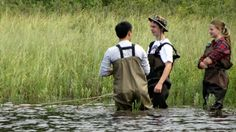 Opinion Making room for learning by pushing school out of the way High school students conduct field research in the Experimental Lakes Area.
