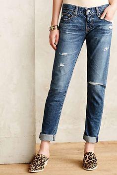 AG Nikki Relaxed Skinny Jeans