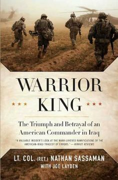 Warrior King: The Triumph and Betrayal of an American Commander in Iraq by Nathan Sassaman, http://www.amazon.com/dp/B0017T0DDM/ref=cm_sw_r_pi_dp_YH5Lsb07A7FBG