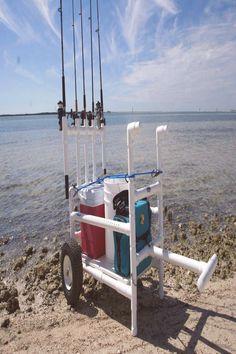 7 Ideas De Pesca Pesca Proyectos De Pvc Para Pescar