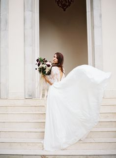 Rich and Delicate Wedding Inspiration