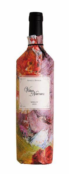 Viñas de Narvaez Art Collection on Packaging of the World - Creative Package Design Gallery #taninotanino #vinosmaximum