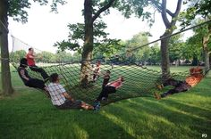 24 things you definitely need to set up in your backyard this summer