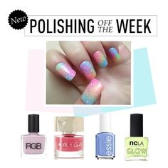 """""""Polishing Off the Week"""" by polyvore-editorial ❤ liked on Polyvore featuring beauty, Smith & Cult, Essie, ncLA, RGB Cosmetics, nailpolish, polishingofftheweek and newnownails"""