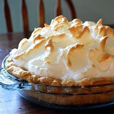 """Bev's Chocolate Pie   """"I love this recipe! It is so easy to make and it always turns out great."""""""
