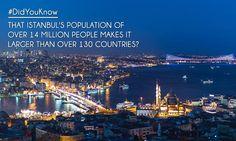 İstanbul's Population