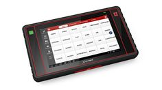 """The Launch X431 PAD II is a highly-portable, drop-tested and waterproof Android-based scan tool tablet with a 10.1"""" ultra-high resolution IPS touchscreen and an eight-hour battery life.  The PAD II offers the same software as previous Launch Pro-line scan tools – including vast vehicle coverage, powerful special test functions, accurate and ultra-fast live data and graphing, along with module coding capabilities. #launchtech #x431padII #launchpadII #vehiclediagnostics"""