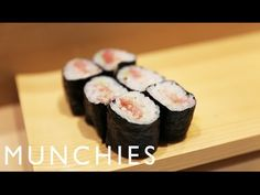 VIDEO: How to Eat Sushi: You've Been Doing it Wrong