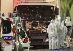 Terror attack wrecks freedom celebrations in France
