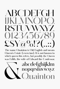 Our third typeface release,Quainton,is the culmination of a series of sketches first conceptualised back in 2008, which wererecently rediscovered in the Sawdust archives.