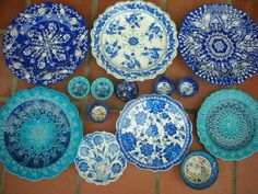 Just discovered a love for Turkish bowls....                                                                                                                                                                                 More