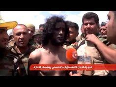 IRAQUE - Curdos Peshmerga capturam um terrorista do ISIS - 30.05.2016