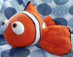 Nemo - free crochet pattern