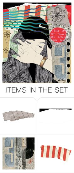 """""""Things are better now............"""" by bellatz ❤ liked on Polyvore featuring art"""