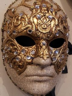 Eyes Wide Shut mask made popular by Tom Cruise