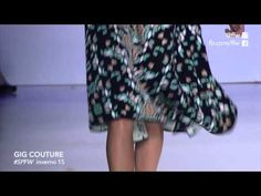 GIG Couture Inverno 2015 // Vídeos // FFW