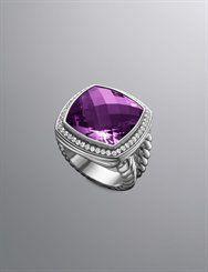 Valentines day gift? David Yurman ring.