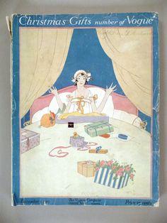 Vogue Magazine December 1 1915 | eBay