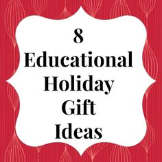 8 gifts that are both fun *and* educational for kids from Tween Us Tween Gifts, Gifts For Kids, Under 17, Gifted Education, Gifted Kids, Read More, Holiday Gifts, Parenting, Holidays