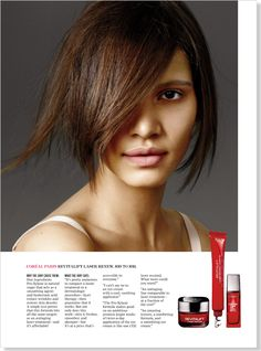 Grand Prix Beauty Awards Revitalift Laser Renew. Clipped from Marie Claire using Netpage.