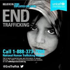 End Child Traffickin
