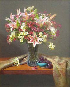 Artist Wendy Higgins