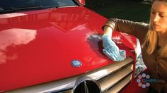 Find out the best way to look after your car's paint chip repairs...