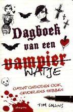 Dagboek van een vampier/watje - Tim Collins