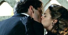 Alicia & Julio Grand Hotel Cast, Gran Hotel, Love You The Most, Tv Couples, Romantic Moments, Christian Bale, The Infernal Devices, Historical Romance, Pride And Prejudice