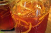Marmellata di arance con rum