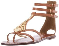 Amazon.com: Sam Edelman Women's Genna Gladiator Sandal: Sam Edelman: Shoes
