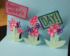 NEWEST DIY MOTHERS DAY  CARDS | Arts and Crafts: 3 Easy (and Kid-Friendly) Mother's Day DIY Gift Ideas