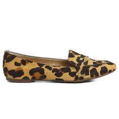 e59c1a7eb Compre Mocassim Anacapri Onça na Zattini a nova loja de moda online da  Netshoes. Encontre Sapatos, Sandálias, Bolsas e Acessórios. Clique e  Confira!
