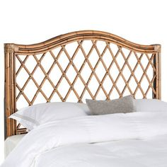 Product Image for Safavieh Gabrielle Wicker Headboard 2 out of 4
