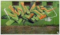 Big Walls By Huit - Maubeuge (France)