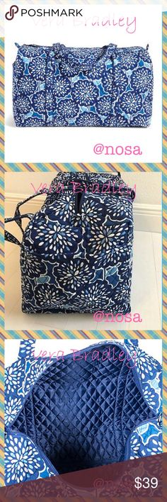 🌼Vera Bradley🌼Small Duffel Petal Splash Travel ⚡️Price Firm ⚡No Trades!! ❤Very light and foldable! Carry on size!  ❤Size: 18.5x 9.5x 9.5 ❤New with tags ❤Color: Petal Splash ❤Check my other Vera Bradley items!! Vera Bradley Bags Travel Bags