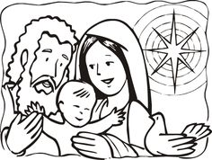Christmas Lights, Christmas Crafts, Christmas Decorations, Christmas Windows, Easy Crafts For Kids, Crafts To Make, Family Coloring Pages, Birth Of Jesus, Bible Crafts