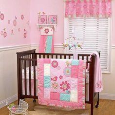 Amazon.com: Bailey 5 Piece Baby Crib Bedding Set with Bumper by CoCo & Company: Baby