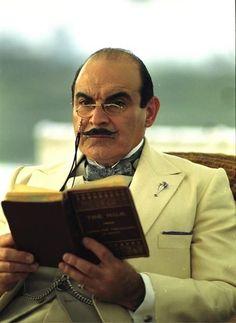 PHOTOS - Hercule Poirot : 12 saisons d'enquêtes - Photos série TV