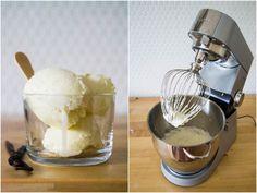 S vášní pro jídlo: Vanilková zmrzlina Nespresso, Coffee Maker, Ice Cream, Coffee Maker Machine, No Churn Ice Cream, Coffee Percolator, Coffee Making Machine, Icecream Craft, Coffeemaker