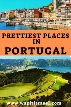 Portugal travel | Portugal travel guide | Top 10 Portugal | bucket list Portugal | things to do in Portugal | Best things to do in Portugal | top things to do in Portugal | Portugal must see | must see in Portugal #portugaltravel Best Beaches In Portugal, Places In Portugal, Most Romantic Places, Beautiful Places, Portugal Travel Guide, Travel Around Europe, Spain Travel, European Travel, Where To Go