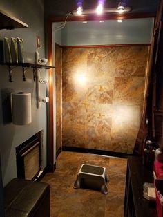 Home Spray Tan Room
