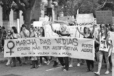 marchadasvadiaspoa:    Marcha das Vadias - Porto Alegre