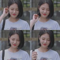 Teen Web, Teen Images, Web Drama, Strawberry Blonde Hair, K Idol, Korean Actresses, Ulzzang Girl, Sweet Girls, Me As A Girlfriend