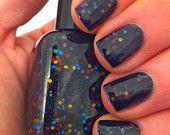 Nail polish - holographic glitter nail polish