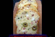 Cake salé fait au micro-ondes, Recette Ptitchef