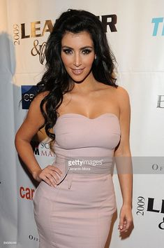 ab43877f6b42e Kim Kardashian styled by Charlene Roxborough Konsker for 6th Annual Leather  And Laces Celebration.