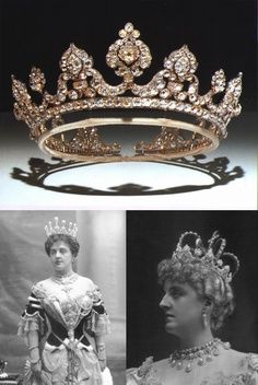 The Londombry Tiara