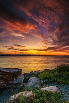 Puget Sound, Washington Larry Waldon